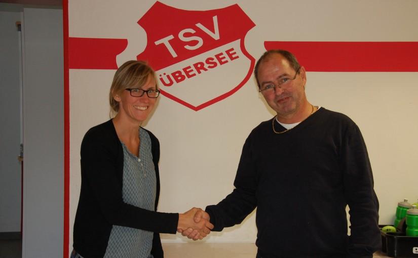 TSV Übersee stellt den Wurzelkindern Schutzraum zur Verfügung