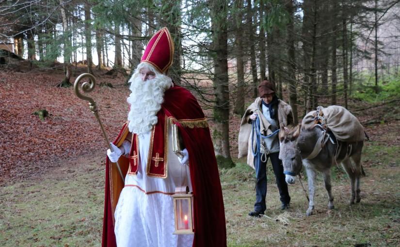 Besuch des Bischof Nikolaus