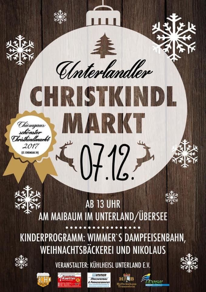 Stand des Wurzelkinder e.V. auf dem Kühlheisler Christkindlmarkt 2019