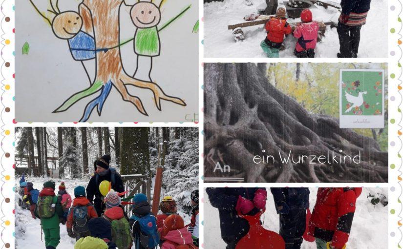 Neues vom Waldkindergarten – Anmeldung 2021/2022